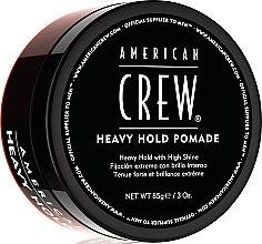 Parfums et Produits cosmétiques Pommade coiffante tenue forte et brillance extreme - American Crew Heavy Hold Pomade
