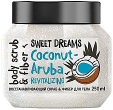 Parfums et Produits cosmétiques Gommage à l'huile de coco pour corps - MonoLove Bio Coconut-Aruba Revitalizing Body Scrub
