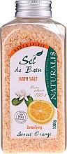 Parfums et Produits cosmétiques Sels de bain détoxifiants à l'orange - Naturalis Sel de Bain Sweet Orange Bath Salt