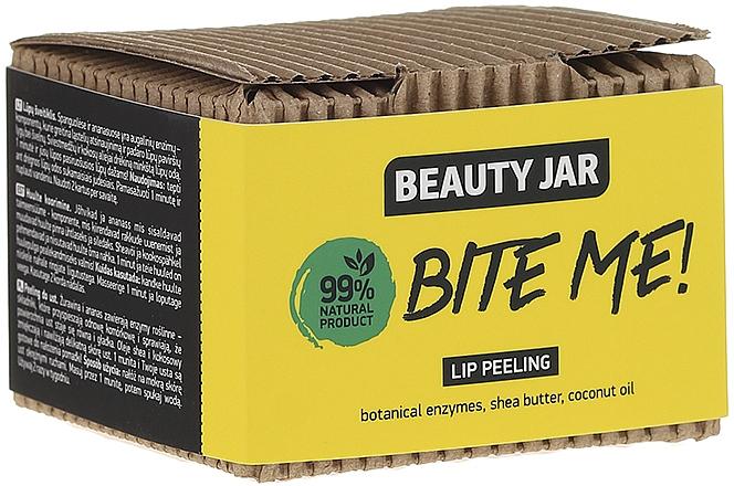 Gommage à l'huile de coco pour lèvres - Beauty Jar Bete Me Lip Peeling