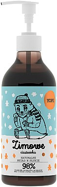 Savon liquide naturel - Yope Zimowe Ciasteczka Hand Soap