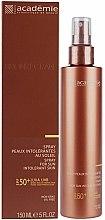 Parfums et Produits cosmétiques Spray solaire SPF 50+ pour peaux intolérantes au soleil - Academie Bronzecran Body Spray