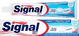 Parfums et Produits cosmétiques Dentifrice - Signal Family Cavity Protection Toothpaste