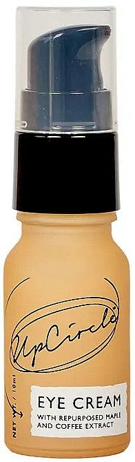 Crème à l'extrait d'érable et de café pour contour des yeux - UpCircle Eye Cream With Maple And Coffee