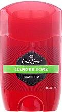 Parfums et Produits cosmétiques Déodorant stick - Old Spice Danger Zone Deodorant Stick