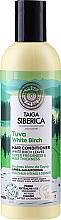 Parfums et Produits cosmétiques Baume au bouleau blanc pour cheveux - Natura Siberica Doctor Taiga Balm