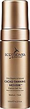 Parfums et Produits cosmétiques Mousse autobronzante au cacao - Eco by Sonya Eco Tan Cacao Tanning Mousse
