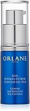 Parfums et Produits cosmétiques Crème à l'extrait d'avoine pour contour des yeux - Orlane Extreme Line-Reducing Care Eye Contour