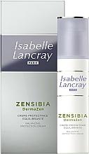 Parfums et Produits cosmétiques Crème protectrice pour visage - Isabelle Lancray Zenzibia DermaZen Balancing Protection Cream
