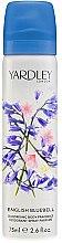 Parfums et Produits cosmétiques Yardley English Bluebell Contemporary Edition - Déodorant spray parfumé, Jacinthe sauvage anglaise