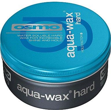 Cire coiffante à base d'eau, fixation forte - Osmo Aqua-Wax Hard — Photo N1