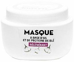 Parfums et Produits cosmétiques Masque à l'ail et proteines de blé pour cheveux - Renee Blanche