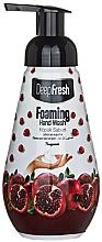 Parfums et Produits cosmétiques Mousse lavante pour mains, Grenade - Aksan Deep Fresh Foaming Hand Wash Pomegranate
