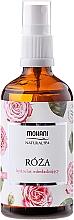 Parfums et Produits cosmétiques Hydrolat de rose de Damas - Mohani Natural Spa Rose Flower Hydrolate