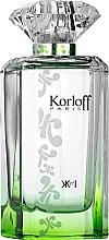 Parfums et Produits cosmétiques Korloff Paris Kn°I - Eau de Toilette