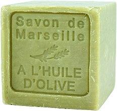 Parfums et Produits cosmétiques Savon de Marseille cube à l'huile d'olive - Le Chatelard 1802 Olive Oil Soap