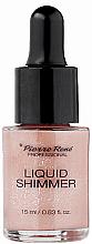 Parfums et Produits cosmétiques Illuminateur liquide pour visage et corps - Pierre Rene Liquid Shimmer