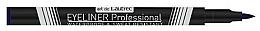 Parfums et Produits cosmétiques Eyeliner feutre waterproof - Art de Lautrec Eyeliner Professional Waterproof Sweat Resistant