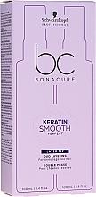 Parfums et Produits cosmétiques Crème lissante pour cheveux - Schwarzkopf Professional Keratin Smooth Perfect Duo Layering