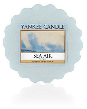 Tartelette de cire parfumée Air marin - Yankee Candle Sea Air Wax Melts