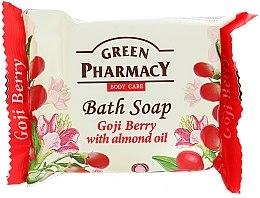 Parfums et Produits cosmétiques Savon au baies de goji et huile d'amande - Green Pharmacy