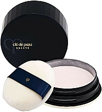 Parfums et Produits cosmétiques Poudre libre transparente pour visage - Cle De Peau Beaute Translucent Loose Powder