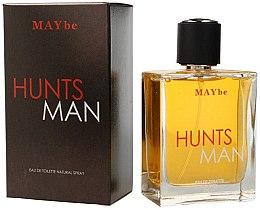 Parfums et Produits cosmétiques Christopher Dark Maybe Hunts Man - Eau de Toilette pour Homme