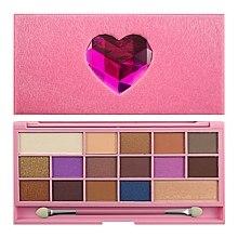 Parfums et Produits cosmétiques Palette de fards à paupières - Makeup Revolution I Heart Makeup Unicorn Love Palette