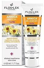 Parfums et Produits cosmétiques Gel à l'extrait d'arnica et acérola pour contour des yeux - Floslek Gel Arnica Forte