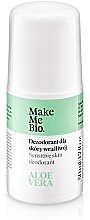 Parfums et Produits cosmétiques Déodorant naturel à l'extrait d'aloe vera - Make Me Bio Deo Natural Roll-on