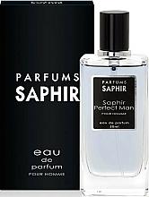 Parfums et Produits cosmétiques Saphir Parfums Perfect Man - Eau de Parfum