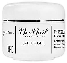 Parfums et Produits cosmétiques Gel nail art effet araignée - NeoNail Professional Spider Gel