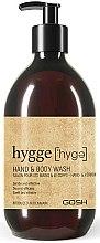 Parfums et Produits cosmétiques Savon pour les mains et le corps - Gosh Hygge Hand and Body Wash