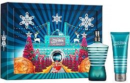 Parfums et Produits cosmétiques Jean Paul Gaultier Le Male - Coffret (eau de toilette/75ml + gel douche/75ml)