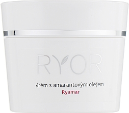 Parfums et Produits cosmétiques Crème à l'huile d'amarante pour visage - Ryor Ryamar