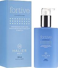 Parfums et Produits cosmétiques Après-shampooing à l'huile d'amande douce - Halier Men Fortive Conditioner