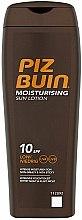 Parfums et Produits cosmétiques Crème solaire SPF 10 - Piz Buin Sun Moisturising Sun Lotion SPF10