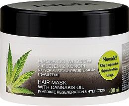Parfums et Produits cosmétiques Masque à l'huile de chanvre pour cheveux - India