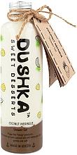 Parfums et Produits cosmétiques Gel douche Meringue à la noix de coco - Dushka