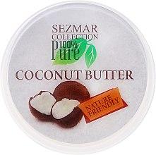 Parfums et Produits cosmétiques Beurre de coco pur 100% naturel - Sezmar Collection