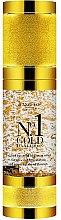 Parfums et Produits cosmétiques Sérum à l'acide hyaluronique et or 24K pour visage - DiAngelo No1 Gold Face Serum