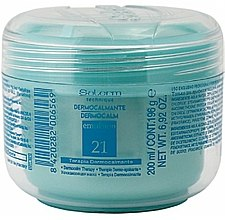 Parfums et Produits cosmétiques Masque nourrissant pour cheveux et cuir chevelu - Salerm Dermocalm Emulsion Dermocalmante
