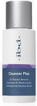 Parfums et Produits cosmétiques Dissolvant résidus de gel UV/ LED - IBD Cleanser Plus