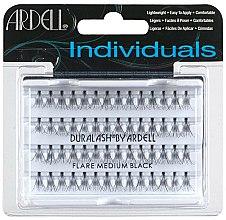 Parfums et Produits cosmétiques Faux-cils individuels, 56 pcs - Ardell Individuals Flare Lashes Medium Black