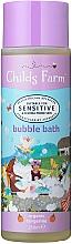 Parfums et Produits cosmétiques Mousse de bain à l'huile de mandarine bio - Childs Farm Organic Tangerine Bubble Bath
