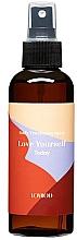 Parfums et Produits cosmétiques Spray à l'huile de moringa pour corps - Lovbod Body Treatment Spray Love Yourself Today