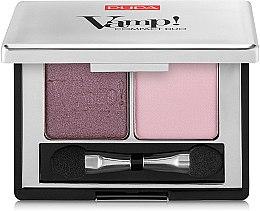 Parfums et Produits cosmétiques Fards à paupières duo - Pupa Vamp! Compact Duo Eyeshadow