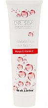 Parfums et Produits cosmétiques Crème à l'extrait de mangue et vitamine E pour mains et ongles - Dr. Sea Hands & Nails Cream
