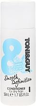 Parfums et Produits cosmétiques Après-shampooing pour cheveux secs - Toni & Guy Smooth Definition Conditioner for Dry Hair