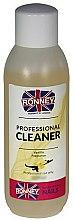 Parfums et Produits cosmétiques Dégraissant pour ongles parfum vanille - Ronney Professional Nail Cleaner Vanilia